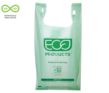 Renewable & Compostable Bag