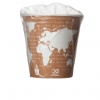 Individually Wrapped World Art™ Hot Cups