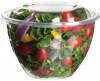 48 oz PLA Salad Bowl w/Lid